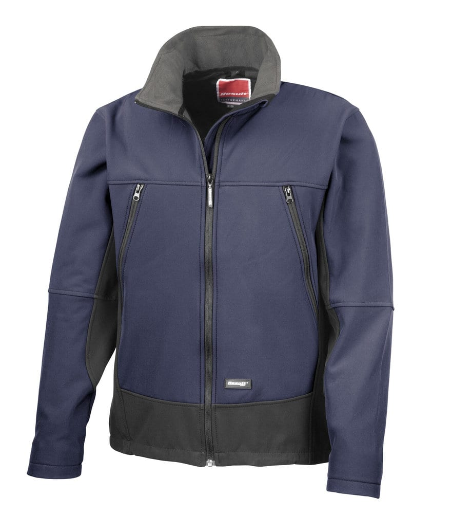Result R120 - Giacca Activity Softshell