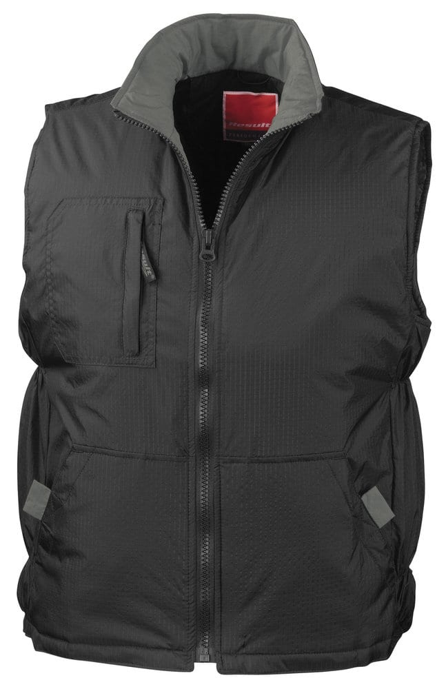 Result RE66A - Ripstop gilet