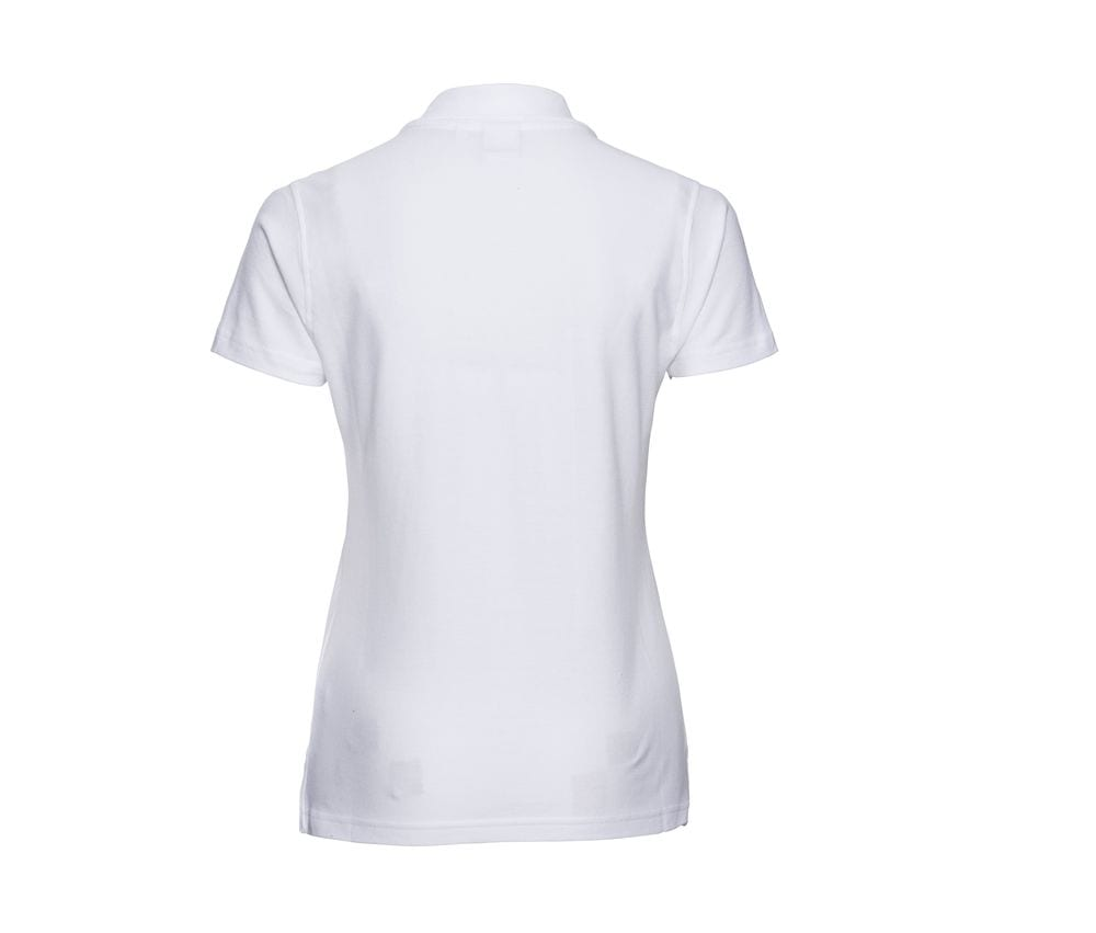 Russell RU577F - LADIES' ULTIMATE COTTON POLO
