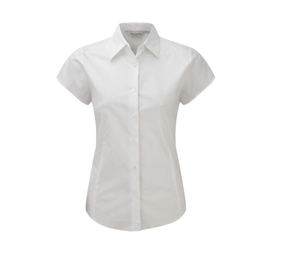 Russell Collection JZ47F - Ladies' Short Sleeve Fitted Shirt