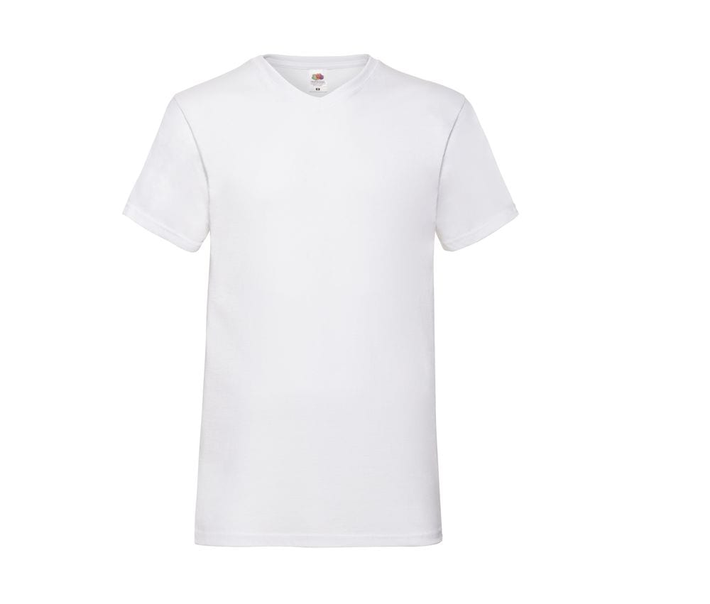 Fruit of the Loom SC234 - Valueweight V-Neck T (61-066-0)