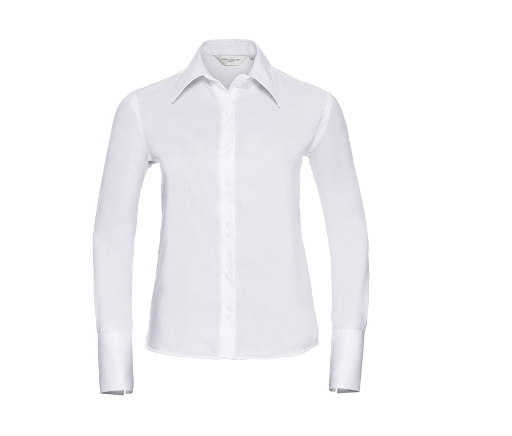 Russell Collection JZ56F - Ladies' Long Sleeve Ultimate Non-Iron Shirt