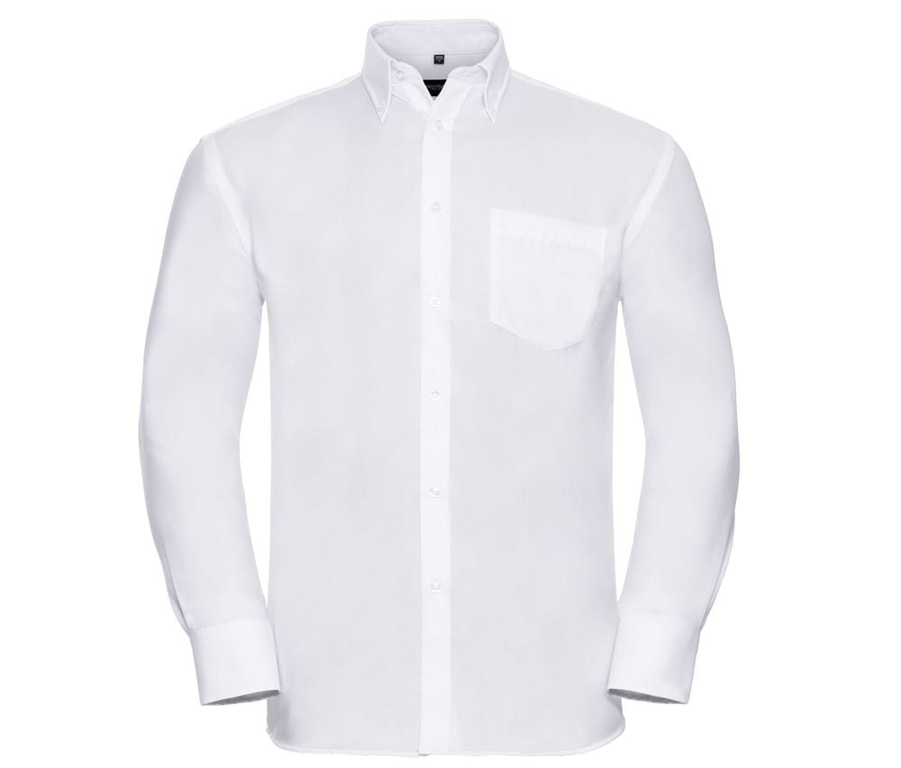 Russell Collection JZ956 - Men's Long Sleeve Ultimate Non-Iron Shirt