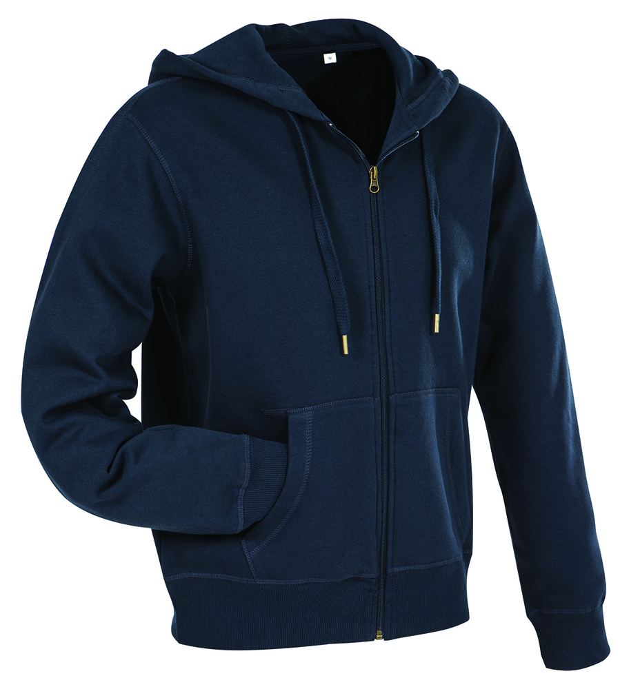 Stedman STE5610 - Sweater Hooded Zip Active for him
