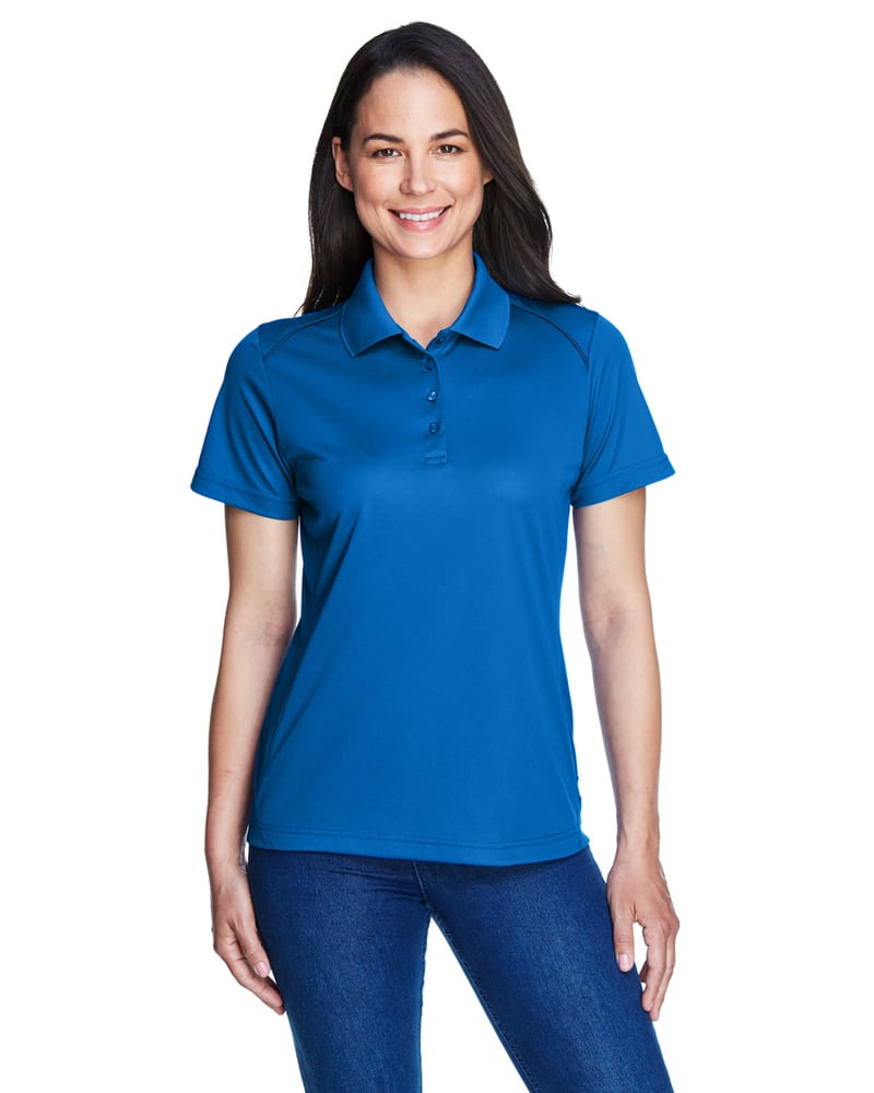 Ash City Extreme 75108 - Shield Ladies' Snag Protection Solid Polo