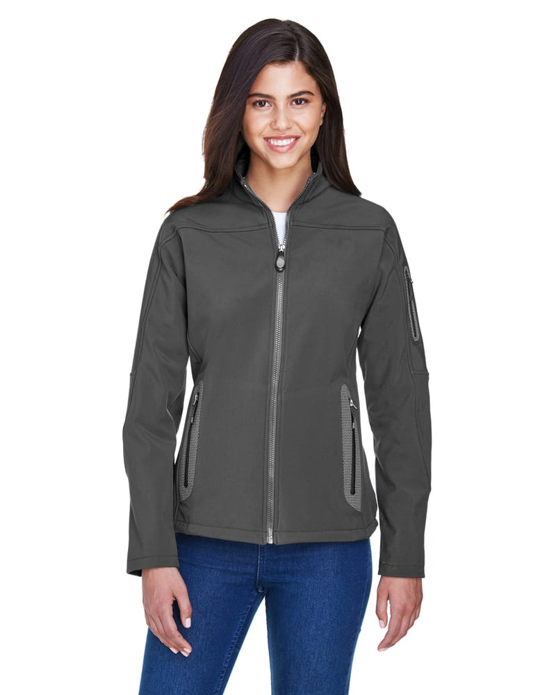 Ash City North End 78060 - Ladies' Soft Shell Technical Jacket