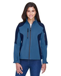 Ash City North End 78077 - Compass Ladies Color-Block Soft Shell Jacket