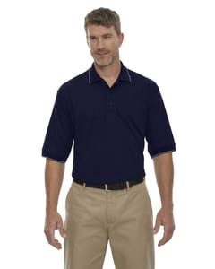Ash City Extreme 85032 - Mens Jersey Polo With Pencil Stripe