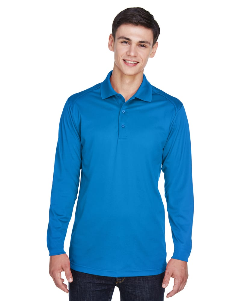 Ash City Extreme 85111 - Armour Mens' Eperformance™ Snag Protection Long Sleeve Polo