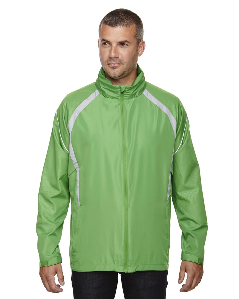 Ash City North End 88168 - Sirius Men's Lightweight Jacket With Embossed Print