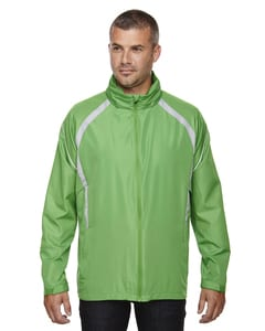 Ash City North End 88168 - Sirius Mens Lightweight Jacket With Embossed Print