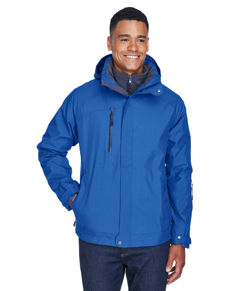 Ash City North End 88178 - Caprice Men's 3-In-1 Jacket With Soft Shell Liner