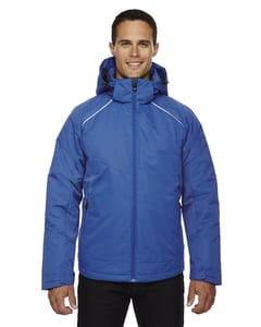 Ash City North End 88197 - Linear Mens Insulated Jackets With Print