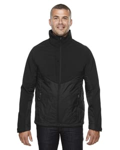 Ash City North End 88679 - Innovate Mens Hybrid Insulated Soft Shell Jacket