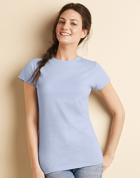 Gildan 64000L - Softstyle® Fitted Ring Spun T-Shirt