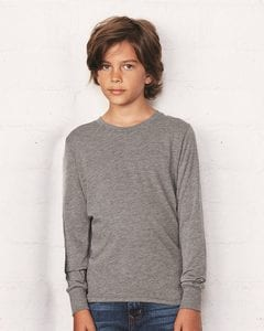 Bella+Canvas 3501Y - Youth Jersey Long Sleeve T-Shirt
