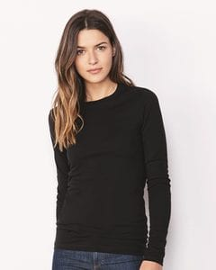 Bella+Canvas 6450 - Relaxed Long Sleeve Crew Neck T-Shirt