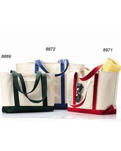 Liberty Bags 8871 - 16 Ounce Cotton Canvas Tote