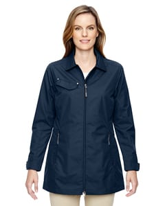Ash City North End 78218 - Ladies Excursion Ambassador Lightweight Jacket with Fold Down Collar