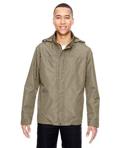 Ash City North End 88216 - Mens Excursion Transcon Lightweight Jacket with Pattern