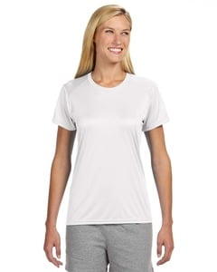 A4 NW3201 - Ladies Shorts Sleeve Cooling Performance Crew Shirt