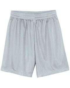"""A4 N5184 - Mens 7"""" Inseam Lined Micro Mesh Shorts"""