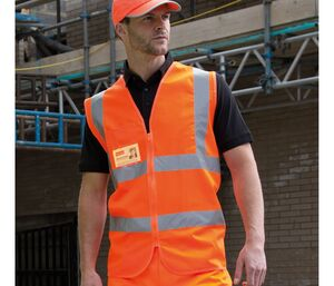 Result RS202 - Zip Safety Tabard