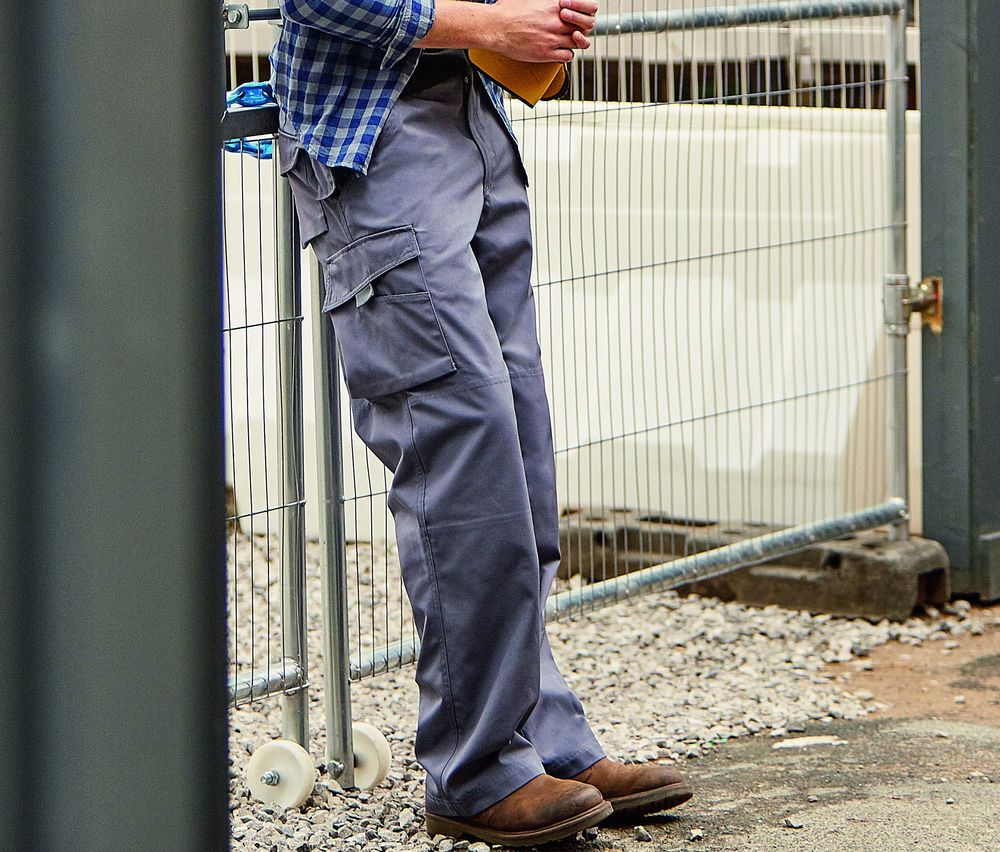 Russell JZ015 - Pro 60° Work Trousers
