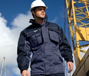 Result RS072 - Work-Guard heavy duty combo coat