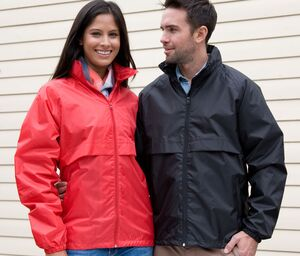 Result RS205 - Jacket Poches Zippées Lightweight