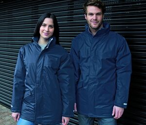 Result RS207 - Parka Hiver Col Polaire
