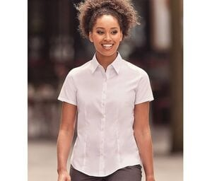 Russell Collection JZ61F - Women Shirt Ultimate Stretch
