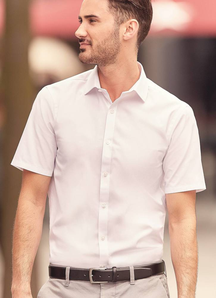 Russell Collection JZ961 - Men Shirt Ultimate Stretch