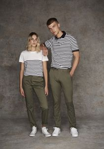 Front row FR621 - Mens Stretch Chino Trousers