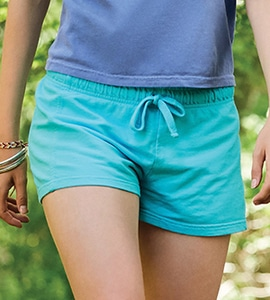 Comfort Colors 1537L - LADIES FRENCH TERRY SHORTS