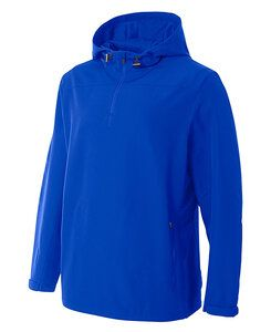 A4 A4N4263 - Adult Force 1/4 Zip Water Resistant Jacket