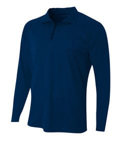 A4 A4N4268 - Adult Daily 1/4 Zip Jersey
