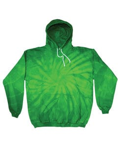 Colortone T312R - Adult Spider Pullover Hood