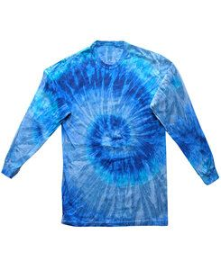 Colortone T321P - Adult Blue Jerry Long Sleeve Tee