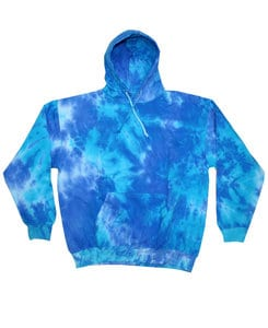 Colortone T969R - Youth Blue Mix Pullover Hood
