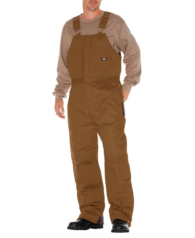 Dickies KTB839S - Adult Short Duck Insulated Bib Overall