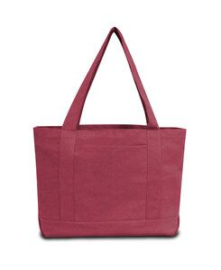 Liberty Bags LB8870 - Seaside Cotton 12 oz Pigment Dyed Boat Tote