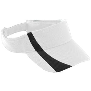 Augusta Sportswear 6261 - Youth Adjustable Wicking Mesh Two Color Visor