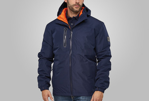 MACSEIS MS34002-3 - Jacket High Tech Performer Blue Navy/OR